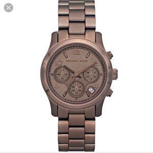 Michael Kors Runway Chronograph Watch MK5492
